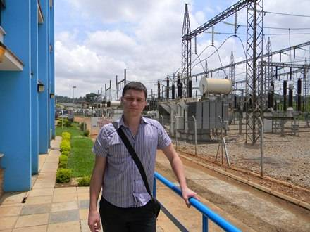 GlobeCore Engineer at UETCL Uganda
